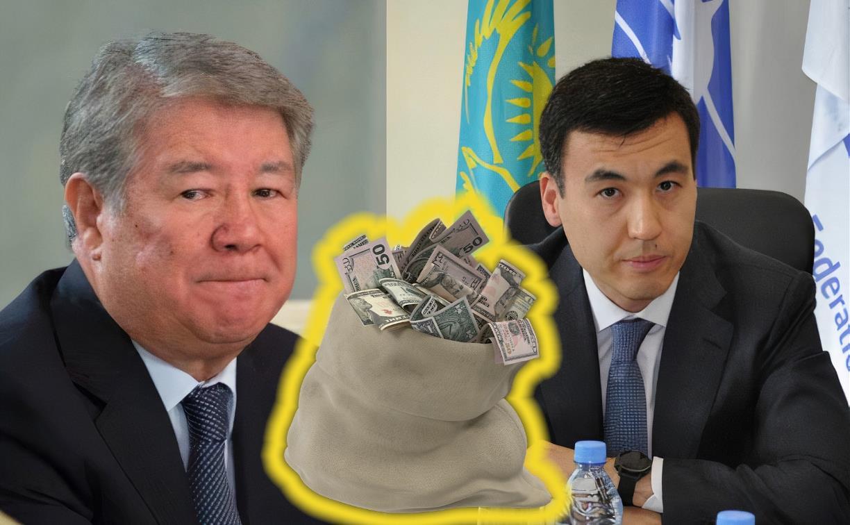 Галимжан Есенов и Ахметжан Есимов заметают следы схем АТФбанк и Самрук-Казына